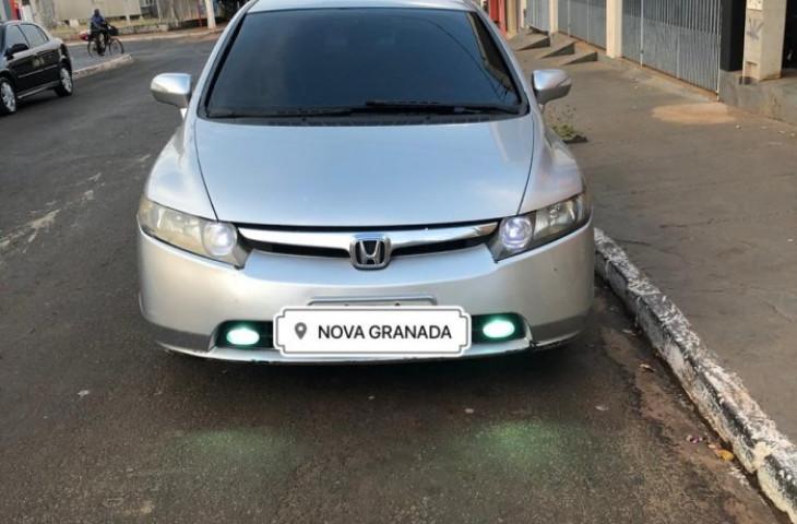 HONDA CIVIC 1.8 EXS 16V FLEX 4P AUTOMÁTICO Usado