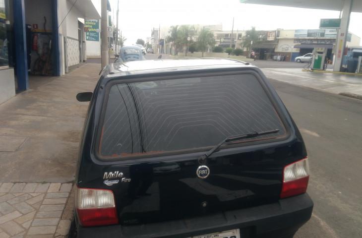 FIAT UNO 1.0 WAY 8V FLEX 2P MANUAL Usado