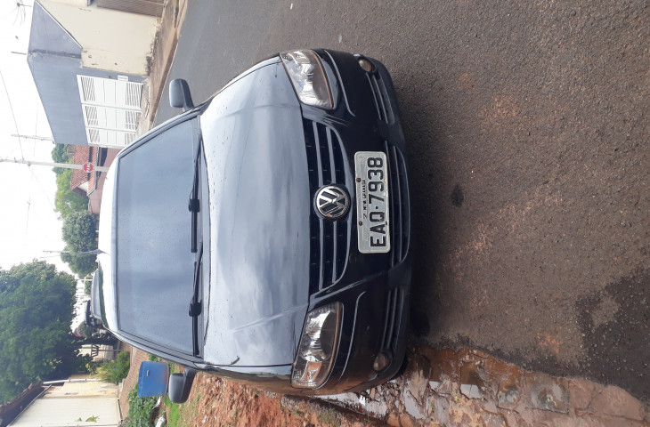VOLKSWAGEN SAVEIRO 1.6 MI CITY CS 8V FLEX 2P MANUAL G.III Usado