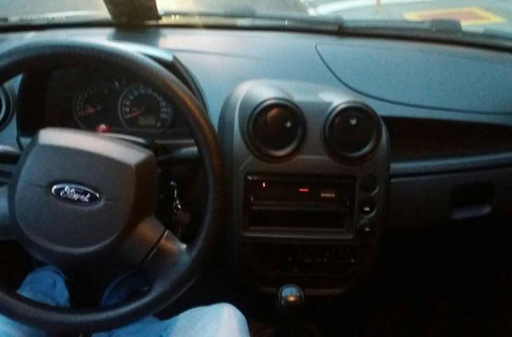 Ford Ka 1.0 Mpi 8v Flex 2p Manual Vermelho Flex 2011 Usado