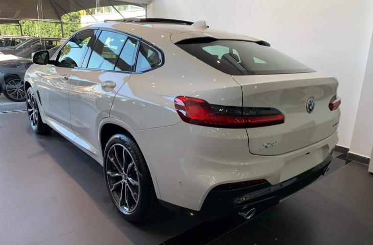 BMW X4 3.0 M SPORT 35I 4X4 V6 24V TURBO GASOLINA 4P AUTOMÁTICO Novo