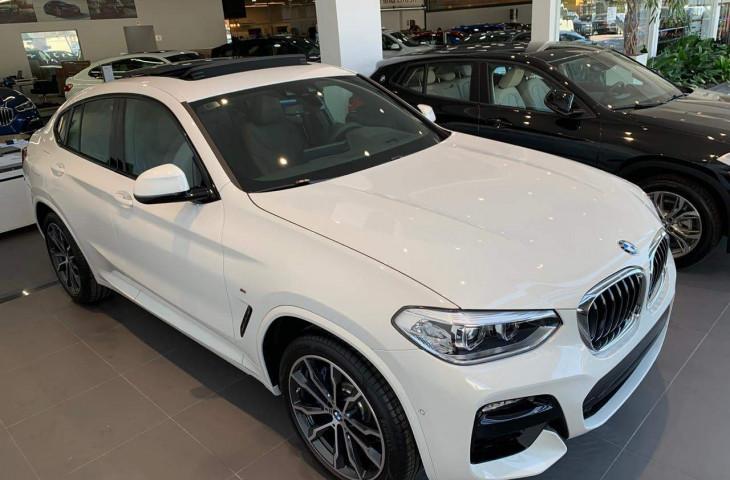 Bmw X4 3.0 M Sport 35i 4x4 V6 24v Turbo Gasolina 4p Automático Branco Gasolina 2020 Novo