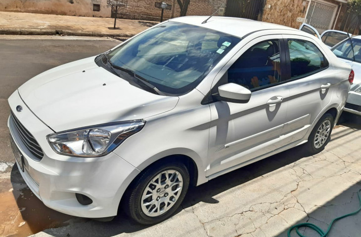 FORD KA 1.0 SEL 12V FLEX 4P MANUAL Usado