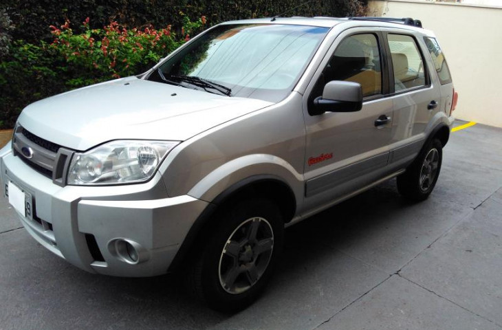 FORD ECOSPORT 1.6 FREESTYLE 8V FLEX 4P MANUAL Novo