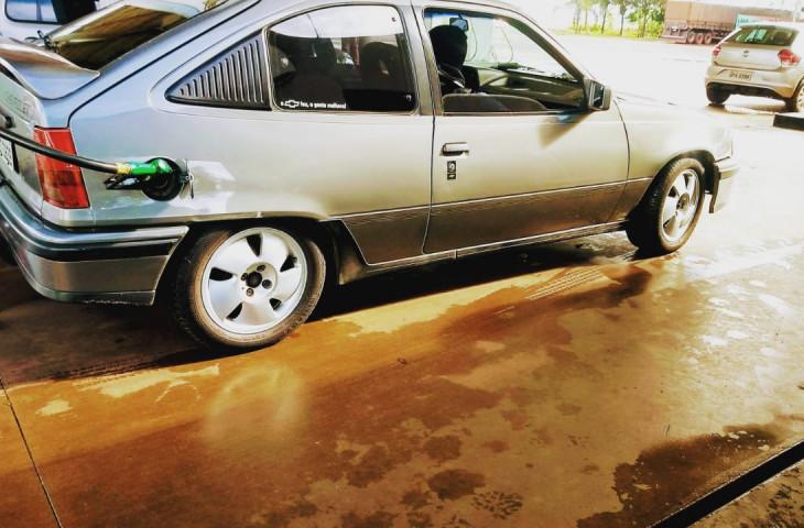 Chevrolet Kadett 2.0 Mpfi Gsi 8v Gasolina 2p Manual Cinza Flex 1992 Usado