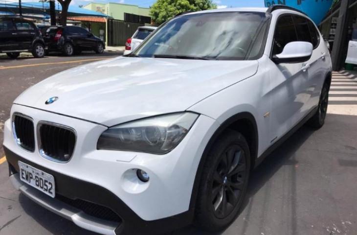 BMW X1 2.0 18I S-DRIVE 4X2 16V GASOLINA 4P AUTOMÁTICO Usado
