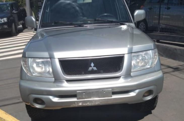 MITSUBISHI PAJERO TR4 2.0 4X4 16V 131CV GASOLINA 4P AUTOMÁTICO Usado