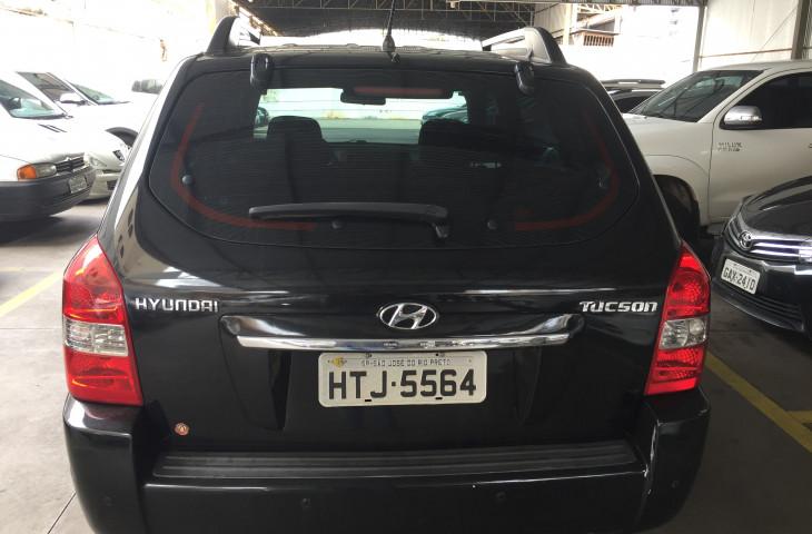 HYUNDAI TUCSON 2.0 MPFI GLS 16V 143CV 2WD GASOLINA 4P AUTOMÁTICO Usado