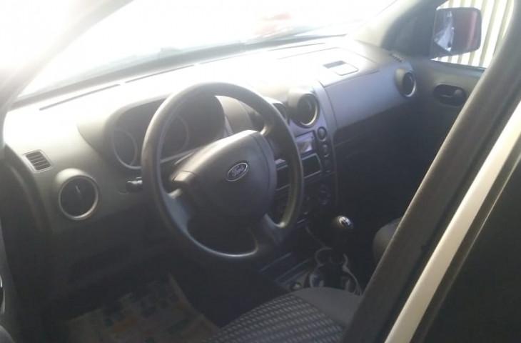 Ford Ecosport 1.6 Xls 8v Flex 4p Manual Prata Flex 2006 Usado