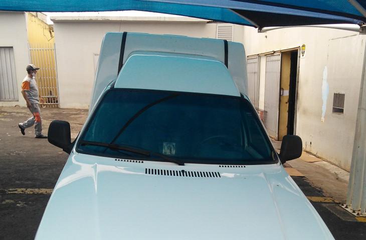 Fiat Fiorino Branco Flex 2012 Usado