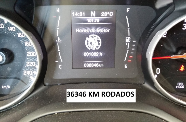 Fiat Toro Branco Diesel 2019 Usado