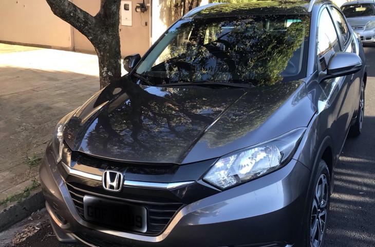HONDA HR-V 1.8 16V FLEX EX 4P AUTOMÁTICO Usado