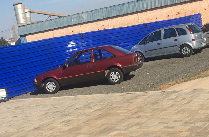 FORD ESCORT 1.6 HOBBY 8V ÁLCOOL 2P MANUAL Usado