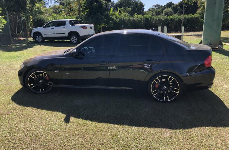 BMW 320I 2.0 16V GASOLINA 4P AUTOMÁTICO Usado