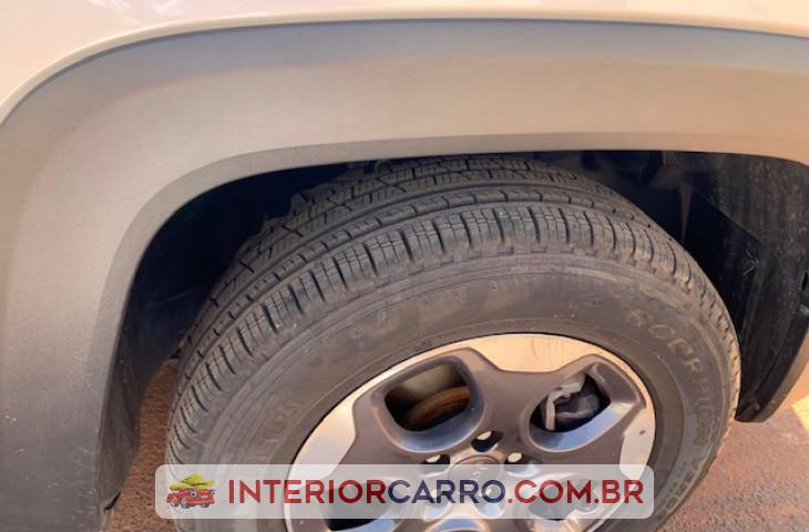 Jeep Renegade 2.0 16v Turbo Diesel Sport 4p 4x4 Automático Prata Diesel 2016 Usado