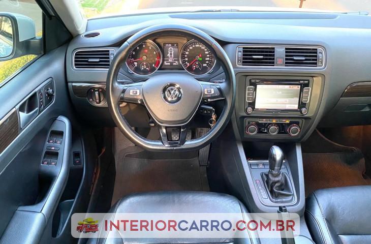 Volkswagen Jetta 2.0 Comfortline Flex 4p Automático Branco Flex 2015 Usado