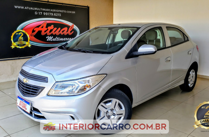 CHEVROLET ONIX 1.0 MPFI LS 8V FLEX 4P MANUAL Usado