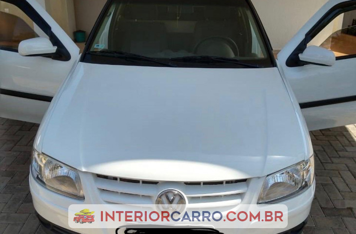 VOLKSWAGEN SAVEIRO 1.6 MI CS 8V FLEX 2P MANUAL G.IV Usado