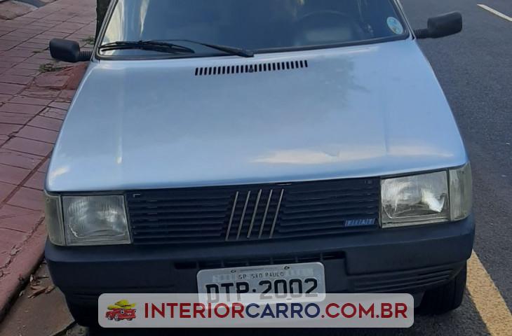 FIAT UNO 1.0 MILLE BRIO 8V GASOLINA 2P MANUAL Usado