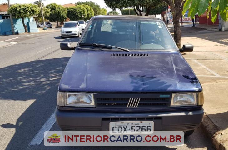 FIAT UNO 1.0 IE MILLE EX 8V GASOLINA 2P MANUAL Usado