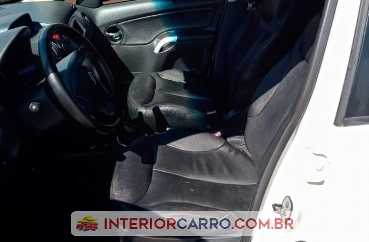 Citroën C3 1.4 I Glx 8v Flex 4p Manual Branco Flex 2012 Usado