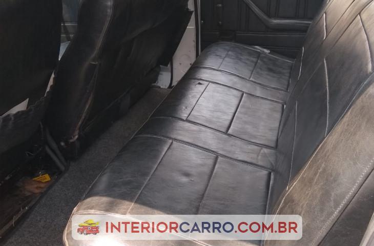 Chevrolet D20 4.0 Custom 4x2 Cd 8v Turbo Diesel 4p Manual Branco Diesel 1986 Usado