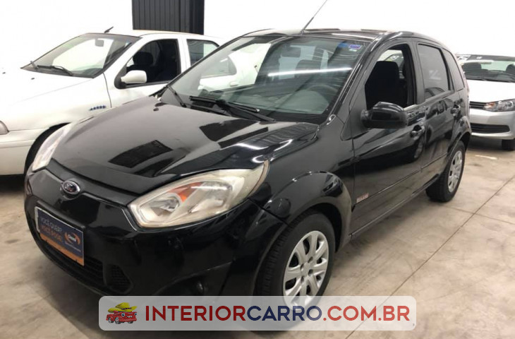 FORD FIESTA HATCH 1.6 MPI CLASS HATCH 8V FLEX 4P MANUAL Usado