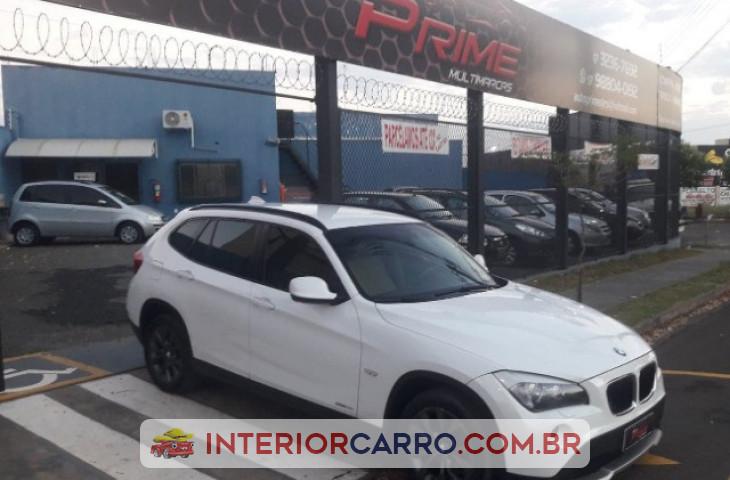 BMW X1 2.0 16V GASOLINA SDRIVE18I 4P AUTOMÁTICO Usado