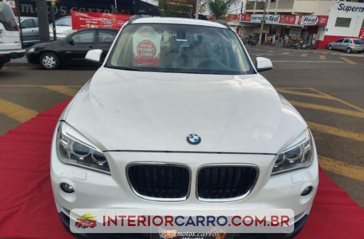 BMW X1 2.0 18I 4X2 24V GASOLINA 4P AUTOMÁTICO Usado