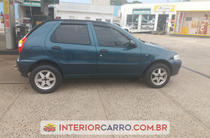 FIAT PALIO 1.0 MPI FIRE 8V GASOLINA 4P MANUAL Usado