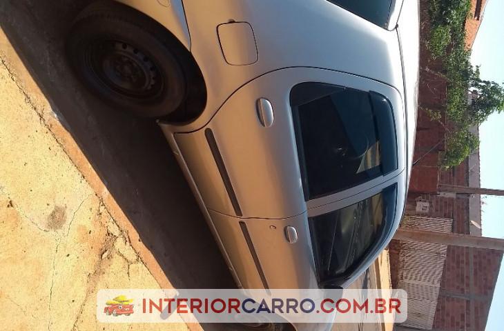 Fiat Palio 1.0 Mpi Fire 8v Flex 4p Manual Cinza Gasolina 2001 Usado