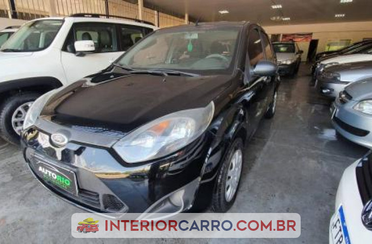 FORD FIESTA HATCH 1.0 ROCAM HATCH 8V FLEX 4P MANUAL Usado