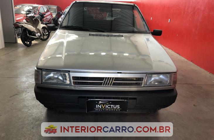 FIAT UNO 1.0 IE MILLE SX 8V GASOLINA 2P MANUAL Usado