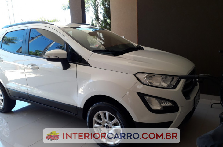 FORD ECOSPORT 1.5 TIVCT FLEX SE MANUAL Usado