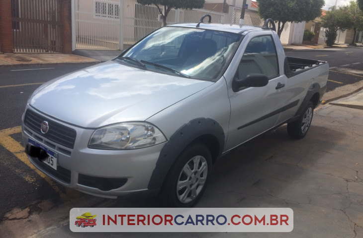 FIAT STRADA 1.4 MPI WORKING CS 8V FLEX 2P MANUAL Usado
