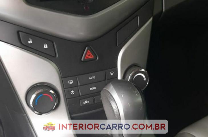 Chevrolet Cruze Sedan 1.8 Ltz 16v Flex 4p Automático Prata Flex 2014 Usado