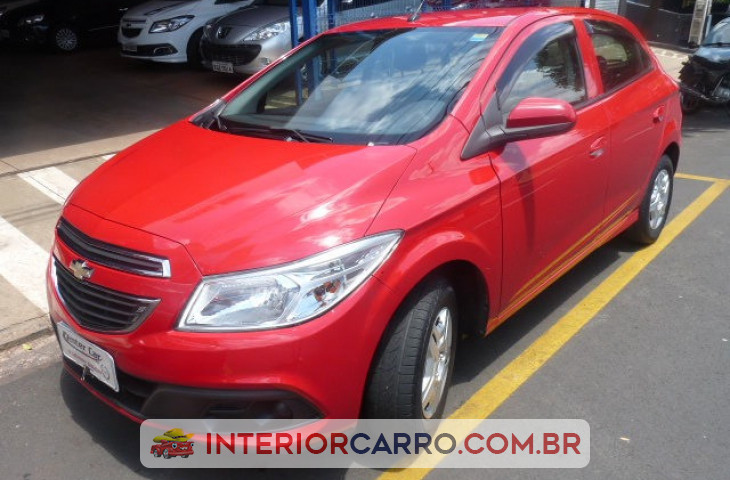 CHEVROLET ONIX 1.0 MPFI LT 8V FLEX 4P MANUAL Usado