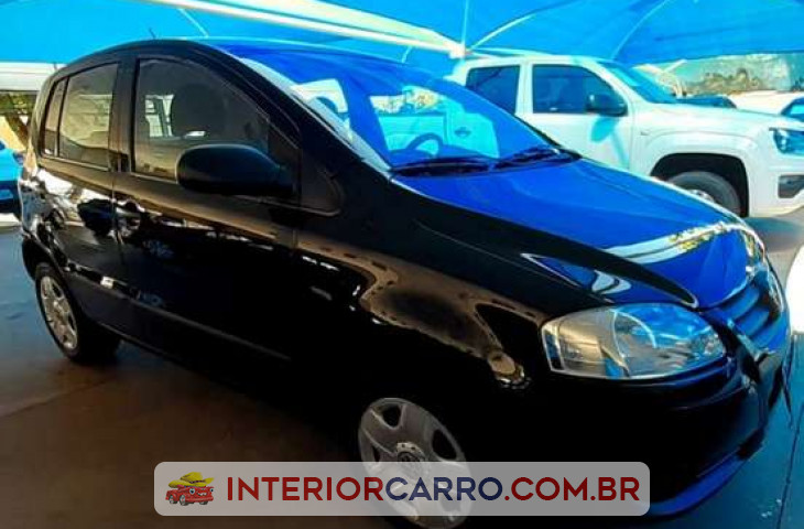 VOLKSWAGEN FOX 1.0 MI 8V FLEX 4P MANUAL Usado