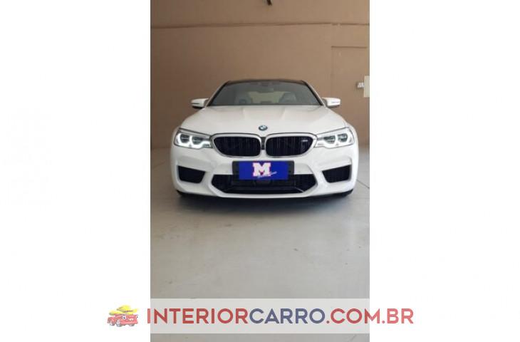 BMW M5 4.4 V8 32V GASOLINA 4P AUTOMÁTICO Usado