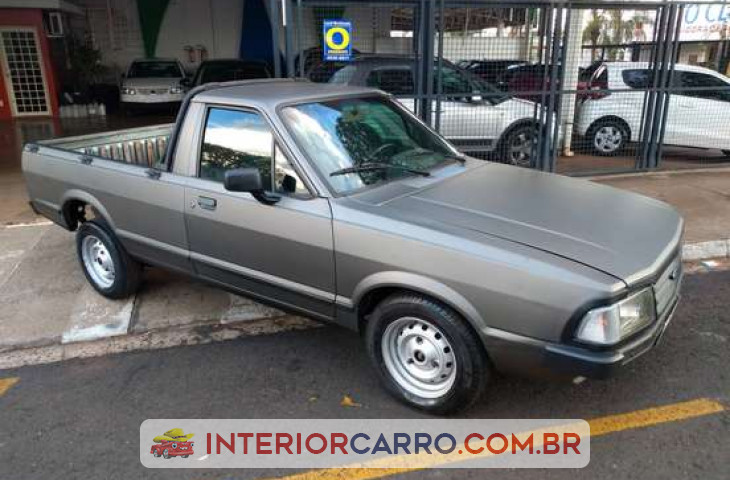 FORD PAMPA 1.8 L CS 8V ÁLCOOL 2P MANUAL Usado