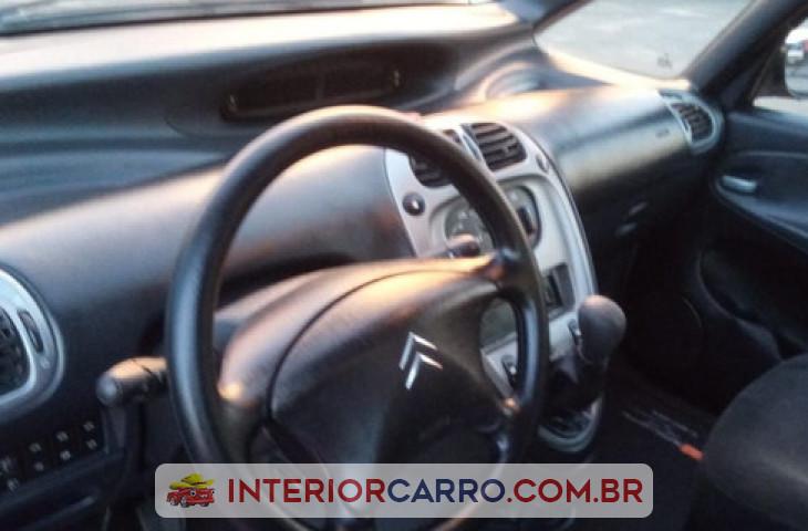 Citroën Xsara Picasso 1.6 I Glx 16v Flex 4p Manual Prata Flex 2011 Usado