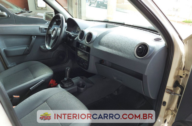 Volkswagen Parati 1.6 Mi 8v Flex 4p Manual G.iv Branco Flex 2008 Usado