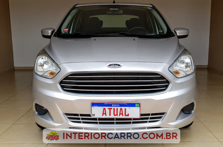 FORD KA SEDAN 1.5 SE 16V FLEX 4P MANUAL Usado