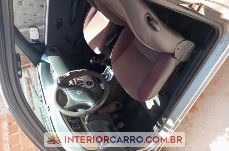 Fiat Palio 1.0 Mpi Ex Fire 8v Flex 2p Manual Prata Gasolina 2002 Usado