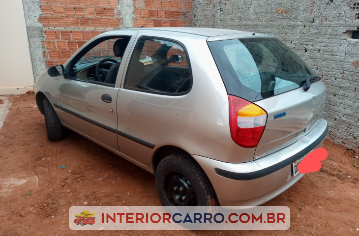 FIAT PALIO 1.0 MPI EX FIRE 8V FLEX 2P MANUAL Usado