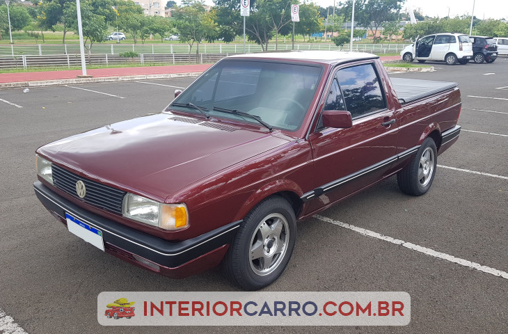 VOLKSWAGEN SAVEIRO 1.6 CL CS 8V GASOLINA 2P MANUAL Usado