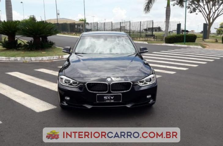 BMW 320I 2.0 16V TURBO ACTIVE FLEX 4P AUTOMÁTICO Usado