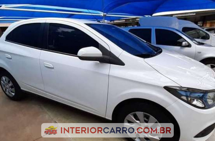 CHEVROLET ONIX 1.4 MPFI LT 8V FLEX 4P MANUAL Usado