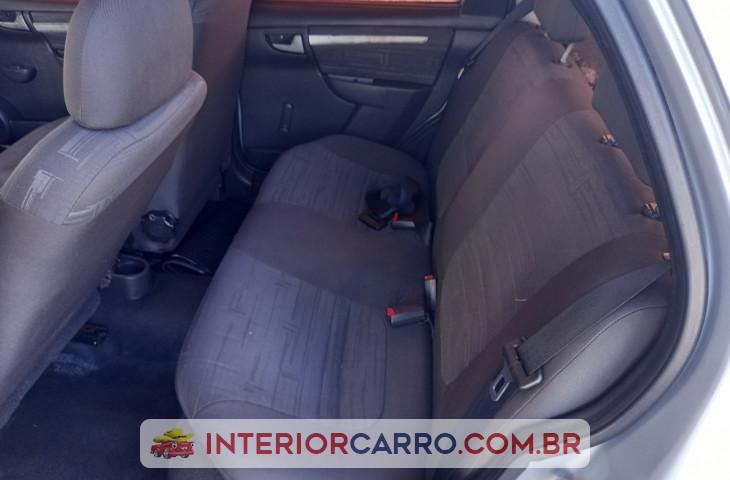 Chevrolet Prisma 1.4 Mpfi Maxx 8v Flex 4p Manual Prata Flex 2008 Usado