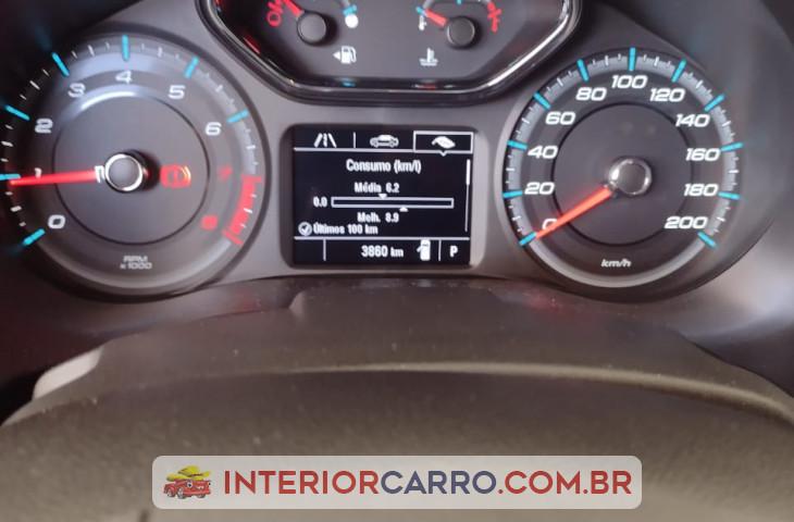 Chevrolet S10 2.5 Ltz 4x2 Cd 16v Flex 4p Automático Branco Flex 2019 Usado